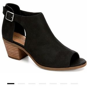 Lucky Brand Barimo Black Bootie